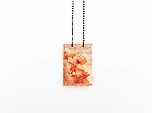 Galaxy | Necklace - Copper