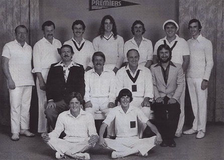 1979-80 Fourths XI C1 Grade Premiers