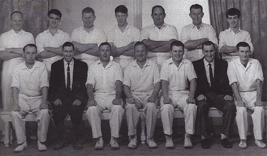 1961/62 First XI Premiers