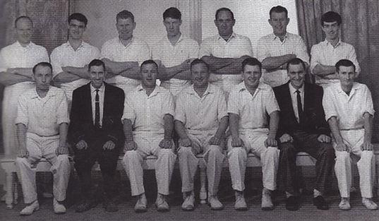 1961/62 First XI Premiers