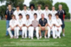 2009/10 U16A Premiers