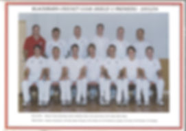 2003/04 2nd XI Shield 2 Premiers