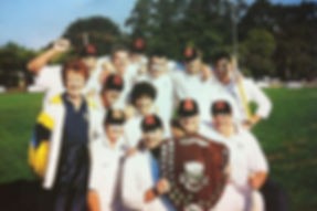 2003/04 1st XI McIntosh Shield Premiers