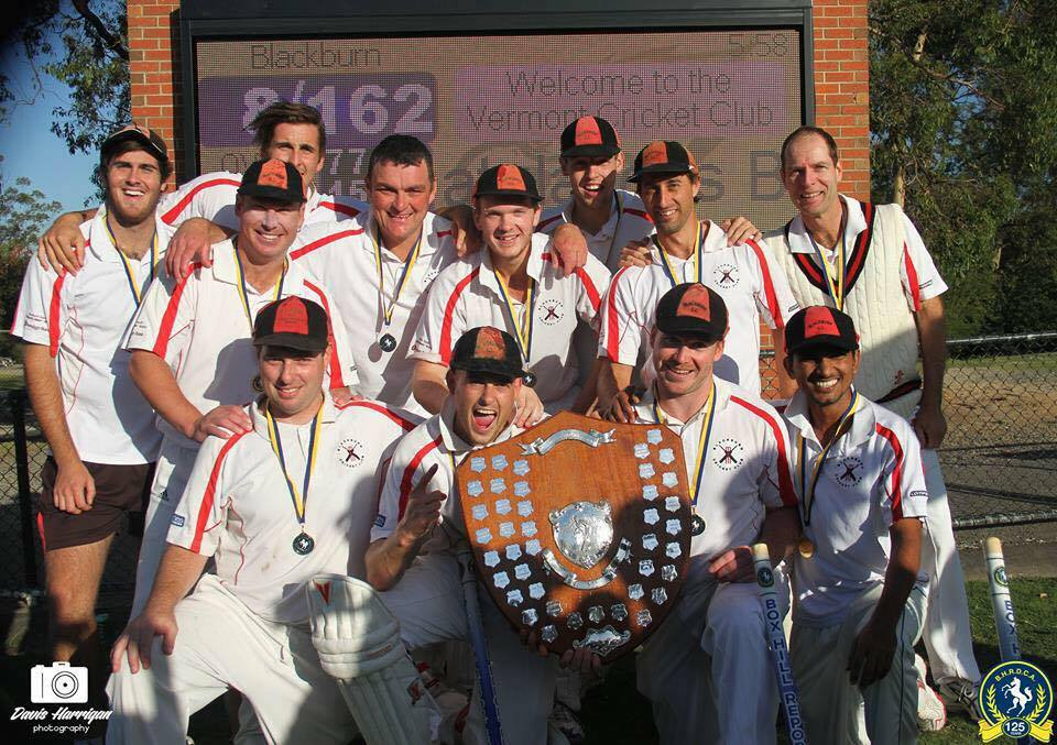 2014/15 Ray McIntosh Shield Premiers