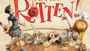 Press Release: for Something Rotten: November 11th - 14th, 2021