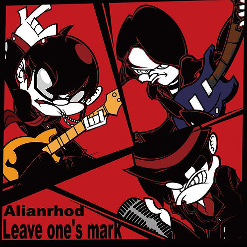 Leave one`s mark