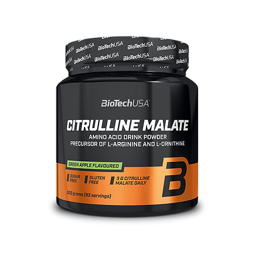 CITRULLINE MALATE 300Gr