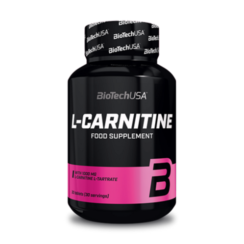 L-Carnitine 1000 Mg 60CAPS