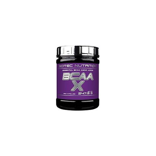 BCAA-X 330 CAPSULES