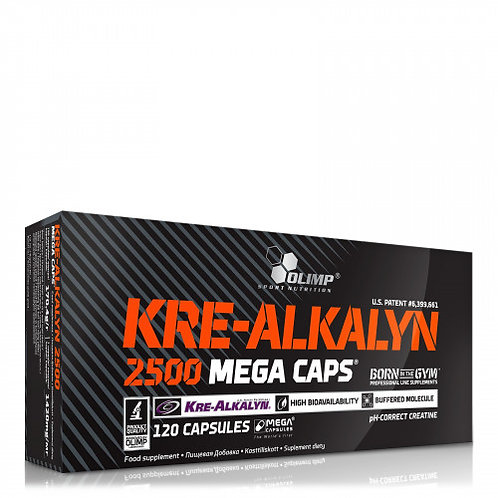 Kre-Alkalyn 2500 Mega Caps