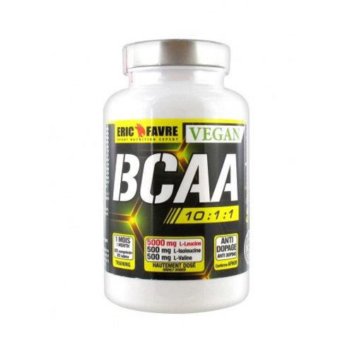 BCAA 10.1.1 Vegan - Acides Aminés Essentiels
