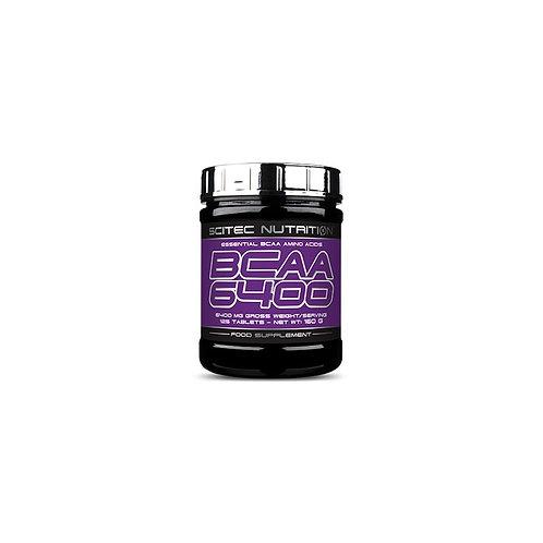 BCAA 6400 375CAPS