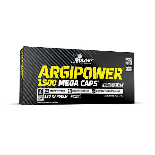 Argi Power 1500 Mega Caps