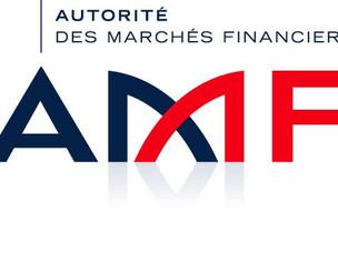 Lancer une alerte AMF