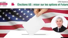 Le Trading des Élections US via les Contrats Futures et les Options.