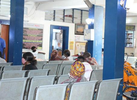 COVID - 19 Update from Nigeria