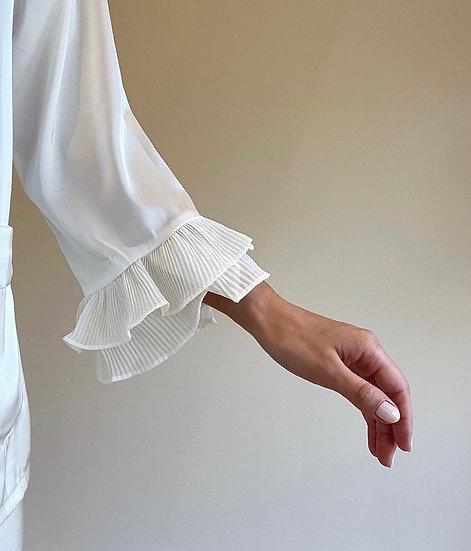 Monroe Sleepwear  | Dove White