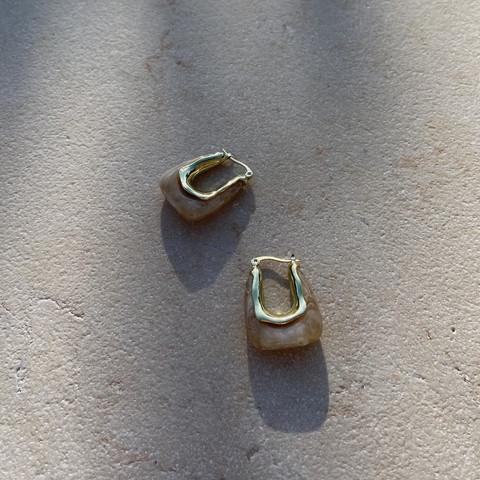Monaco Earrings - Studio by Charlotte
