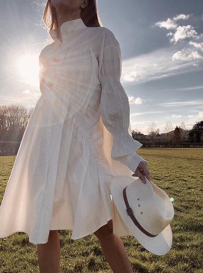 Lauren Oversized Day Shirt | White
