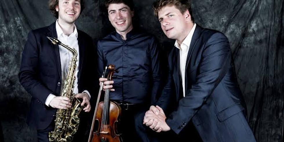 The Flemish School - Kugoni Trio / Gaudeamus Festival