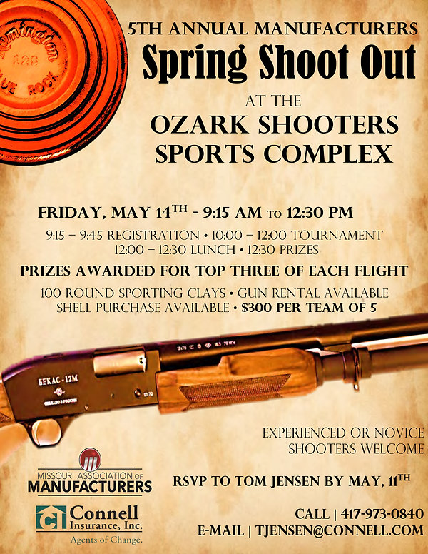 5th Annual Sporting Clay Shoot Out - Spr