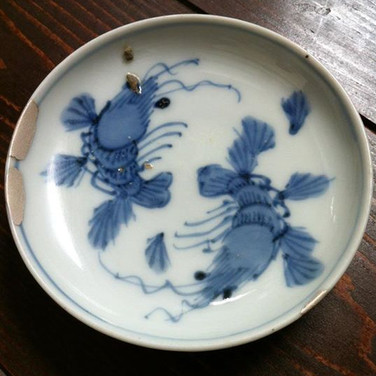 Small plate / 豆皿