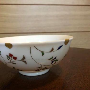 Rice bowl / 飯茶碗
