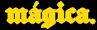Mágica Estudio, fotografía, branding, motion graphics, video
