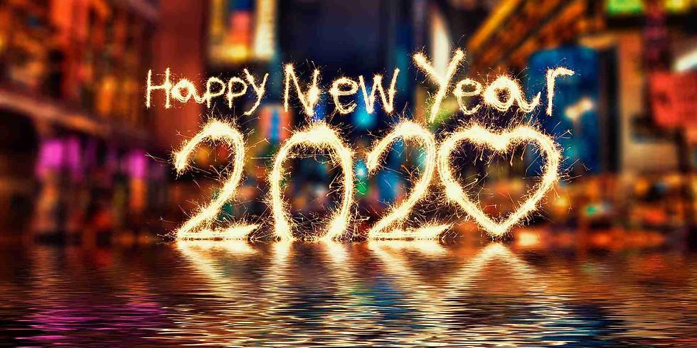 Celebracion de  Año Nuevo 2020