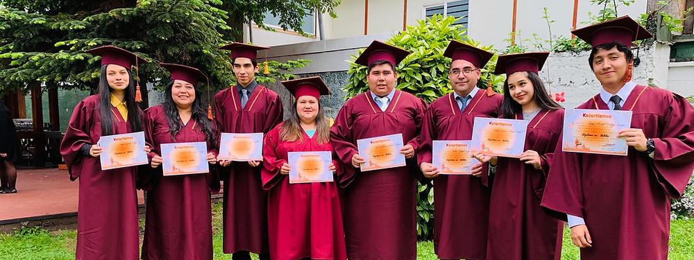 Ceremonia de Graduación Centro de Estudios Katartismos