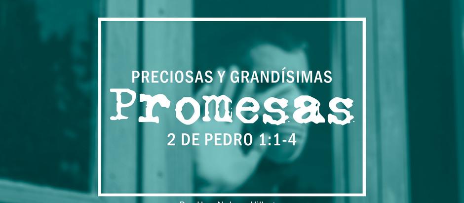 Conocer las promesas de Dios nos hará libres