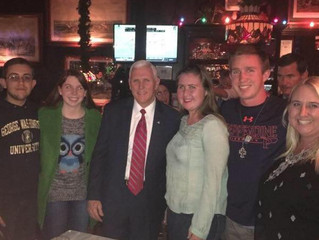 All Virtue, No Vices: My Evening with Mike Pence