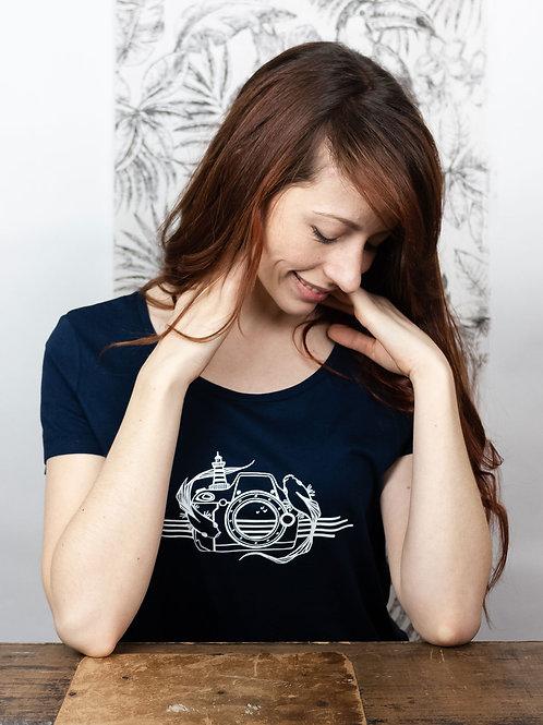 T-shirt CARPE DIEM- coton bio