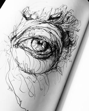 illustration-eyes-silowane