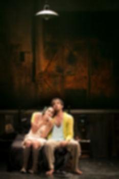 Finita la Commedia, Geshert Theatre, Israel