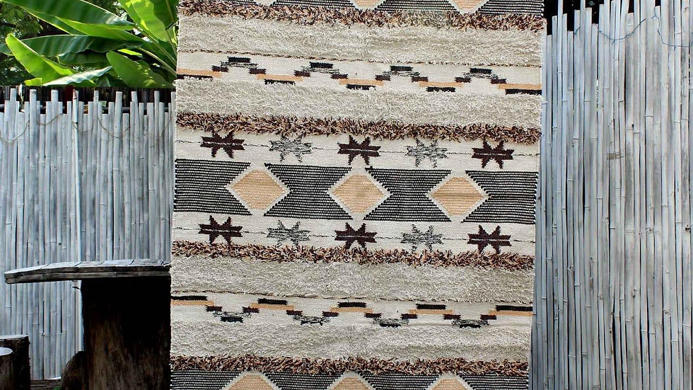 Moroccan rug D2