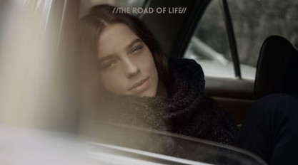 THE ROAD OF LIFE - Presentation Mercedes