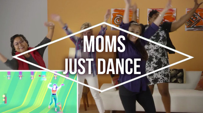Moms Just Dance - All About that Bass by Meghan Trainor