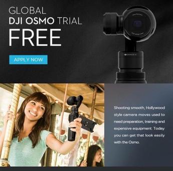DJI Campaign