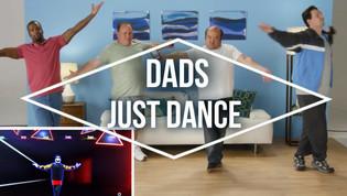 Dads Just Dance - Blame by Calvin Harris ft. John Newman