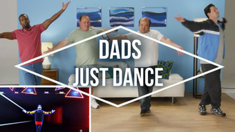 Dads Just Dance - Blame by Calvin Harris ft. John Newman