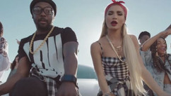 "WII.I.AM Feat PIA MIA ""Boys & Girls"""