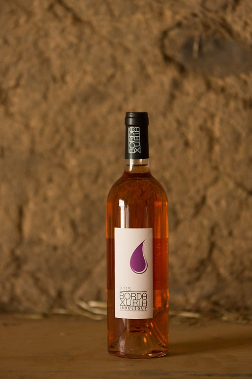 Vin rosé Domaine Bordaxuria-AOC Irouleguy