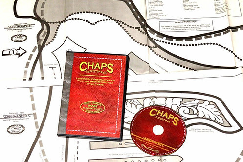 Chaps: Lessons in Construction (DVD & Patterns)