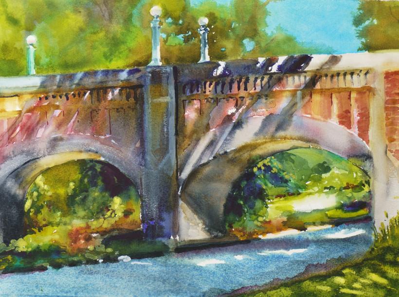 Wilcox Bridge (Washington Park Arboretum)