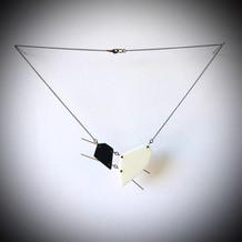 Jet & White Onyx 4 Wire