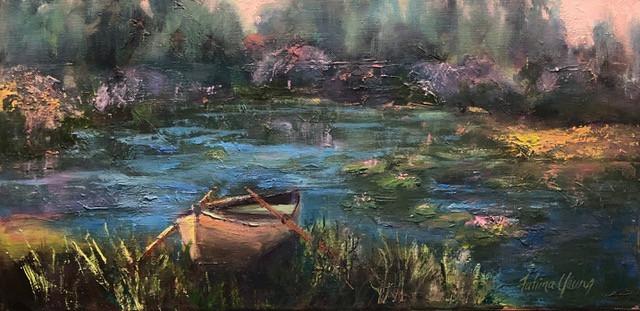 Oars on the Ozette