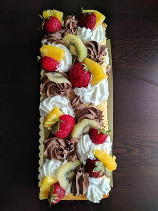 Kaplamasız Karışık Pastalar