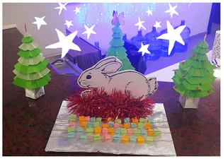 Yılbaşı Süsleri ve Niyet Tavşanı