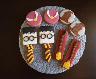 Harry Potter Kurabiyeleri